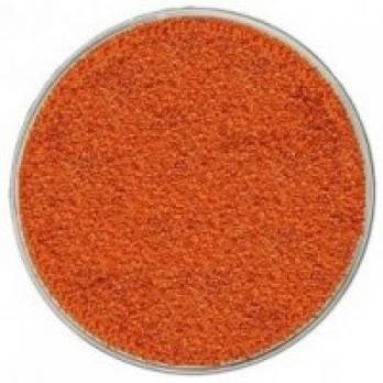 Песок оранжевый